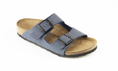 Birkenstock 552903 ARIZONA BF Slipper Nubuk navy