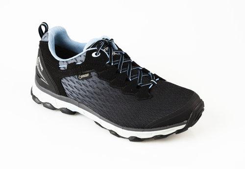 Meindl 5297 29 ACTIVO LADY GTX Jeans Mint Damen Hiking Schuhe Blau