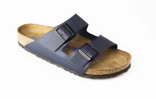 Birkenstock 51061 ARIZONA SFB Slippers normal blau