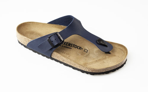 Birkenstock 143621 GIZEH BF Zehengreifer normal blau