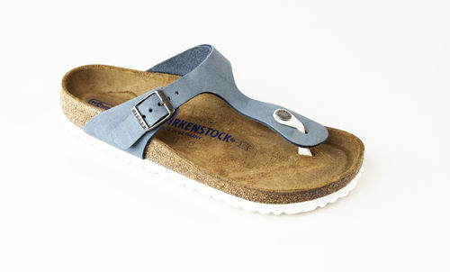 Birkenstock 1016088 GIZEH SFB NU Slippers normal dove blue