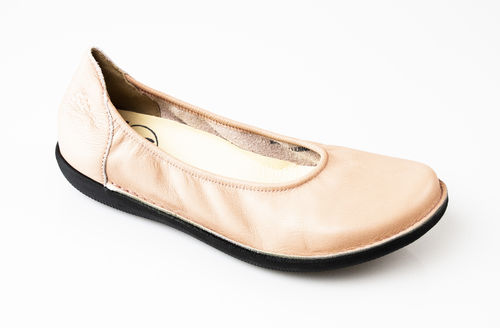 Loints 68303-0463 NATURAL Ballerinas nude