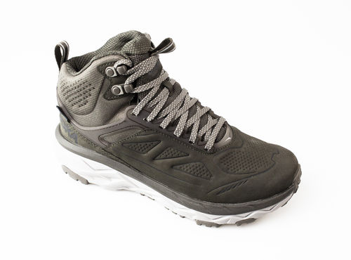 Hoka One 1106522 W CHALLENGER MID GTX Wanderschuhe major brown/heather