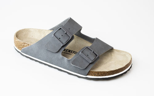 Birkenstock 1015513 ARIZONA BF Slippers schmal  desert soil gray