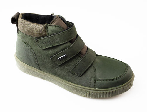 Däumling 780021M95 HAMLET Klettboots Sympatex WP country military