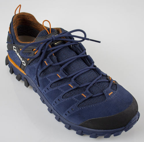 AKU 715-063 ALTERRA LITE GTX Schnürschuhe air8000/velour blue/orange